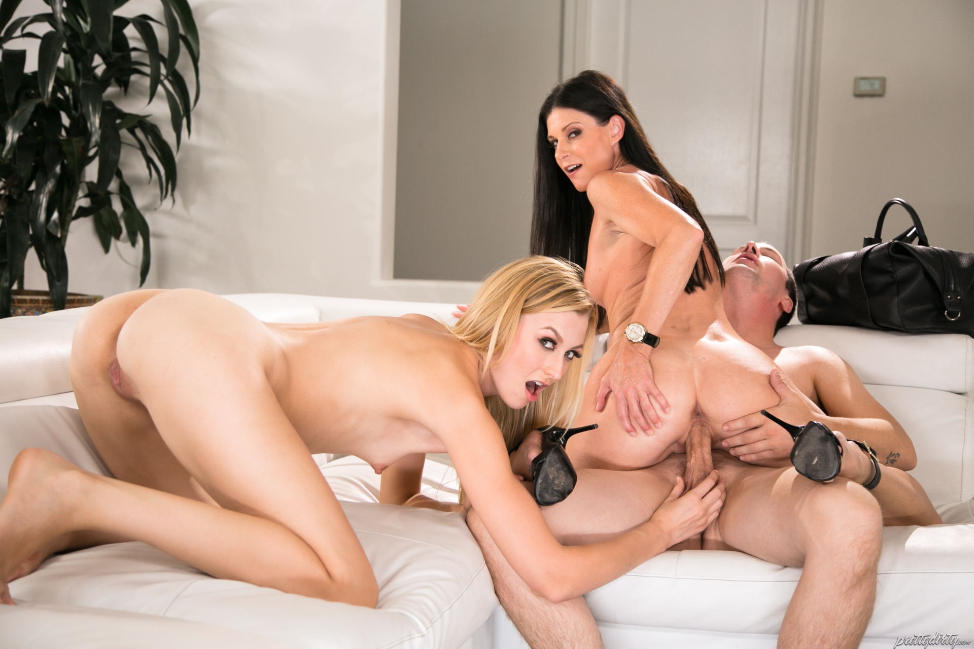 India Summer And Alexa Grace In Playing Hooky  Full Hd -4643